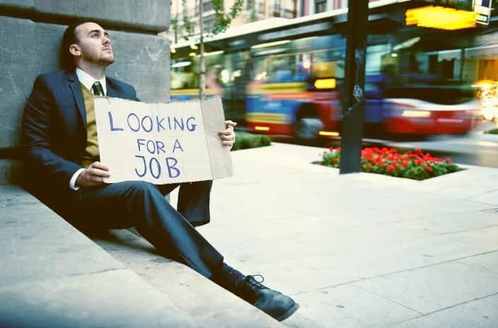 Безработица в Португалии