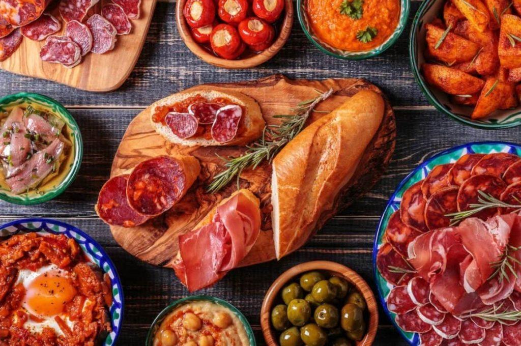 еда Португалии