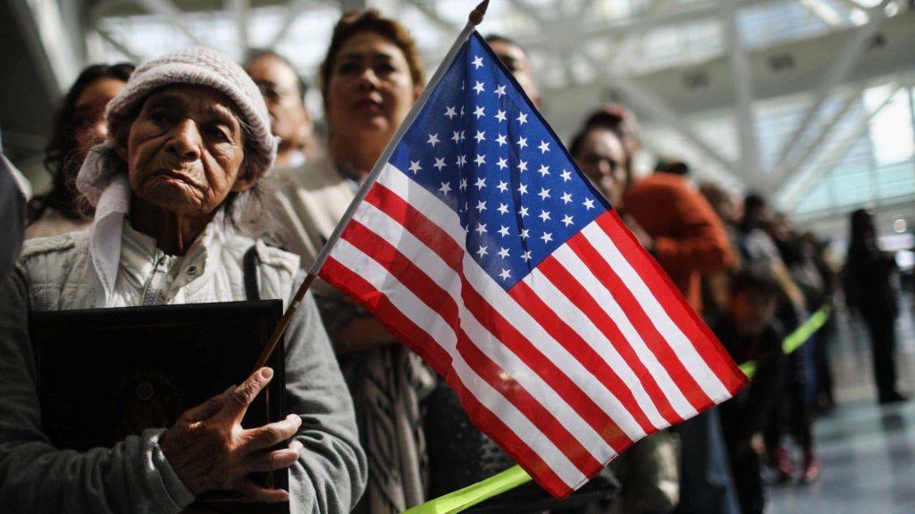 Эмигранты США