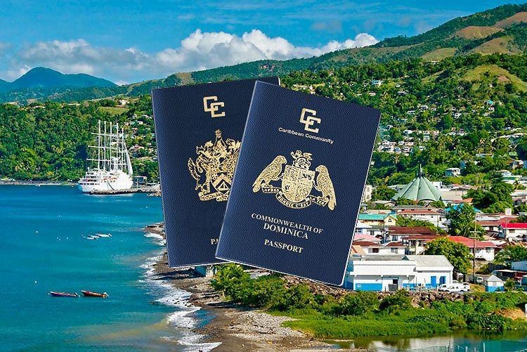 Гражданство Доминика