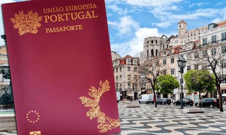 Португальский паспорт
