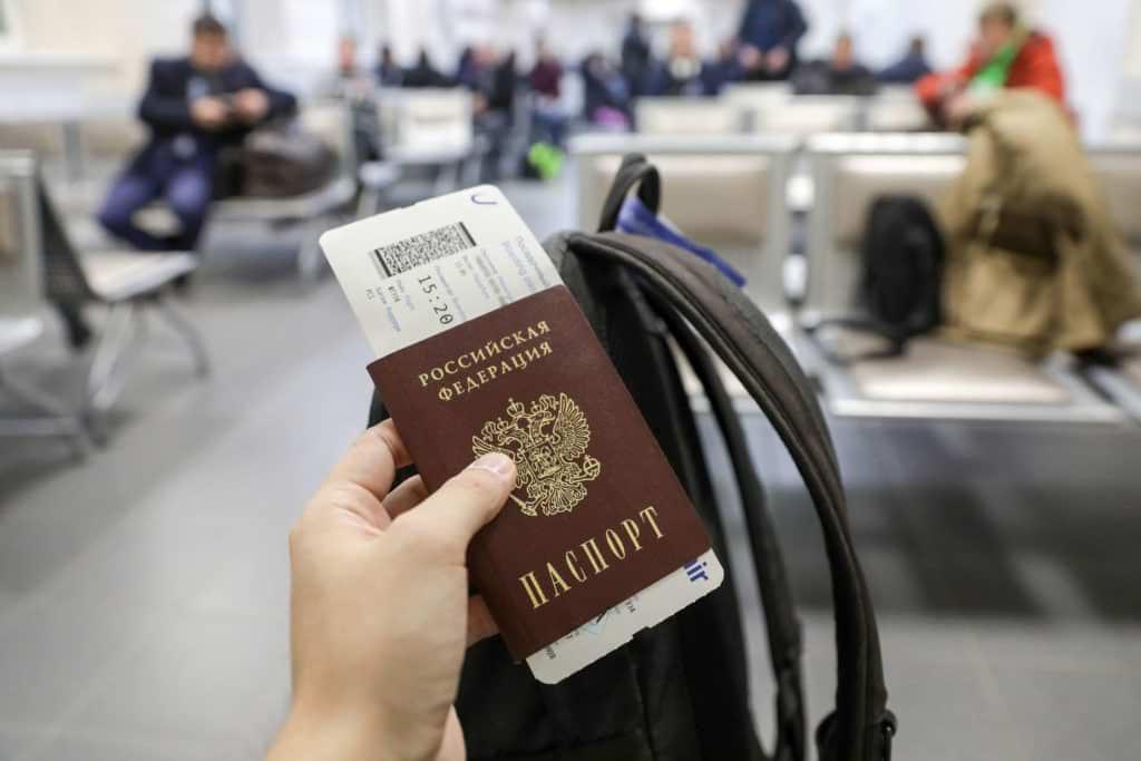 Путешествие за границу только с паспортом РФ
