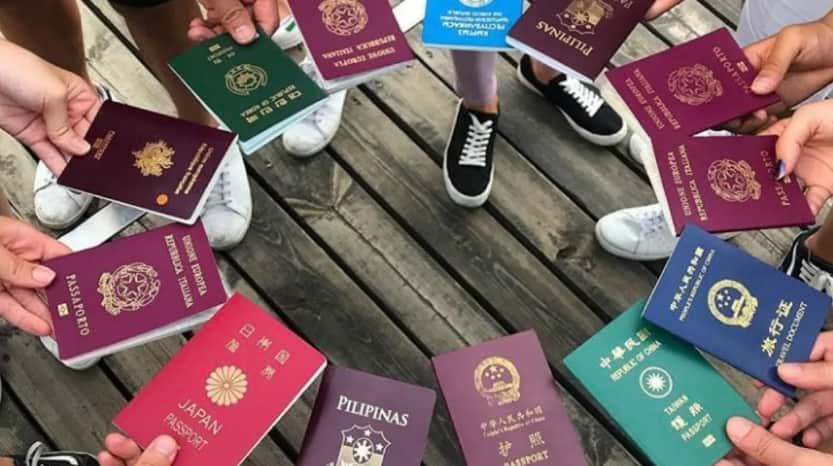 Паспорта других государств