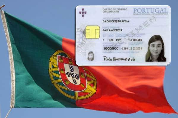 ПМЖ Португалии