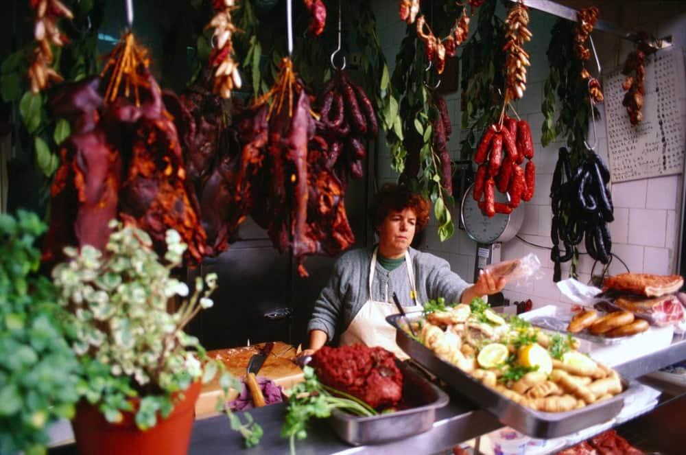 Продукты в Португалии