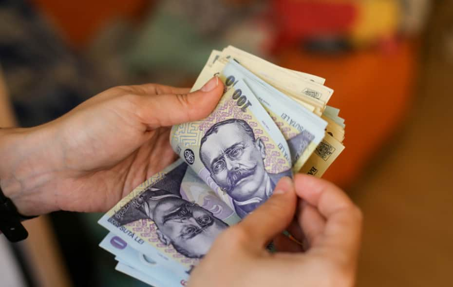 Румынская валюта