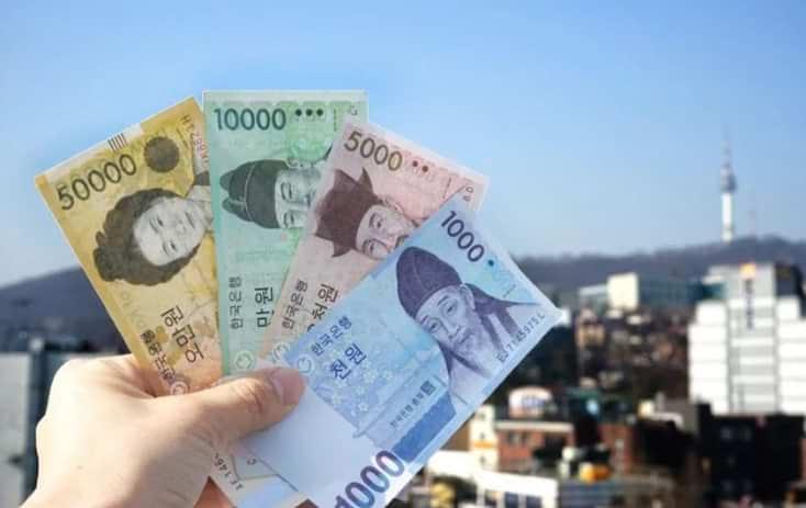 Корейские воны