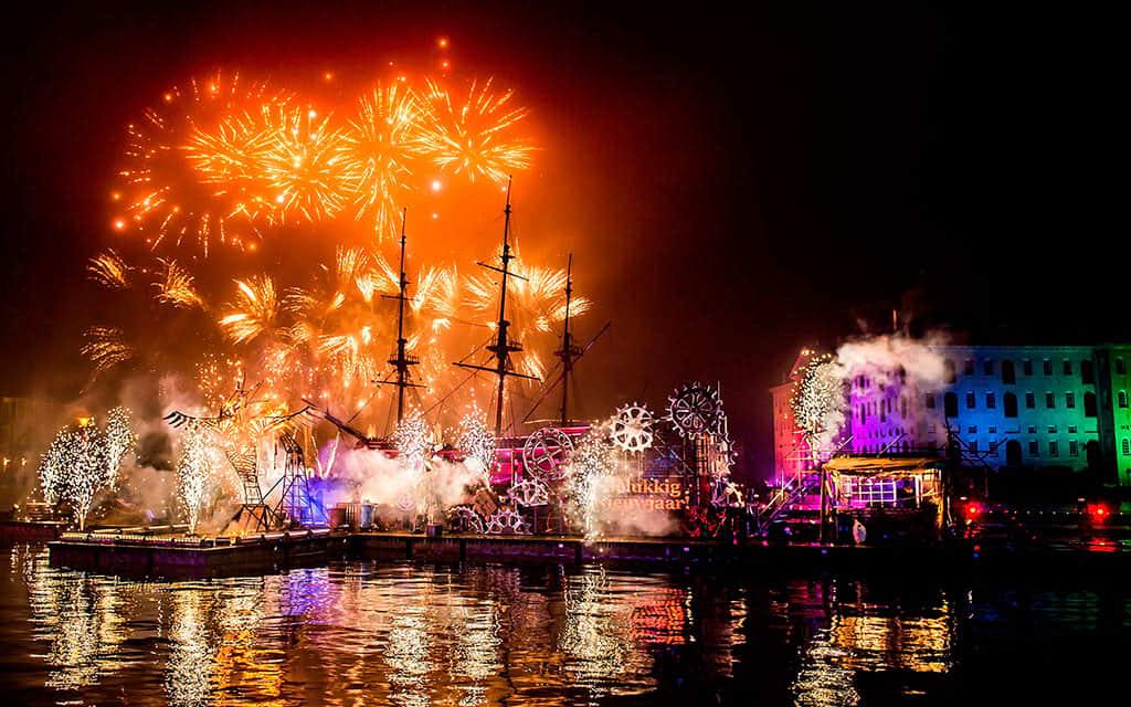 Новый год в Нидерландах