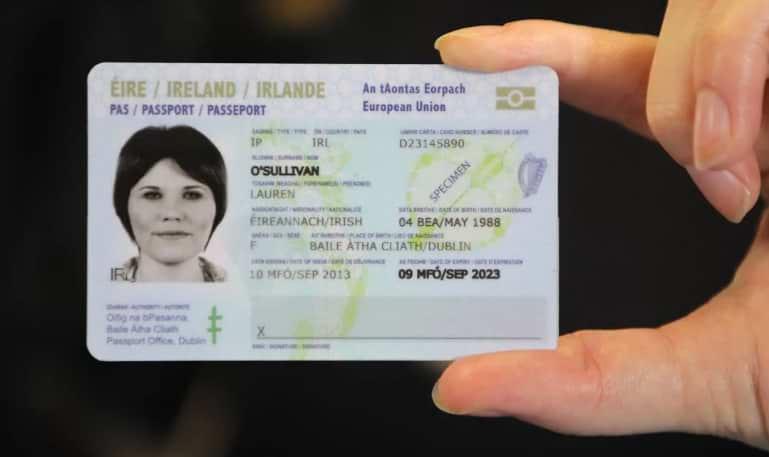 Ирландские документы