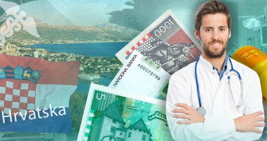 Медицина в Хорватии
