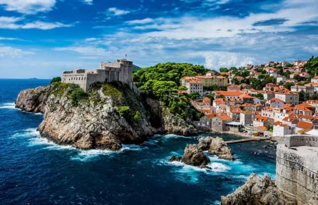 Плюсы жизни в Хорватии
