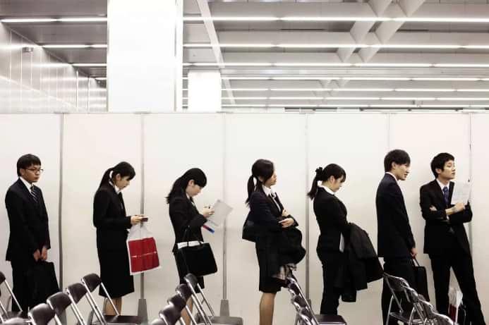 Поиск работы в Корее