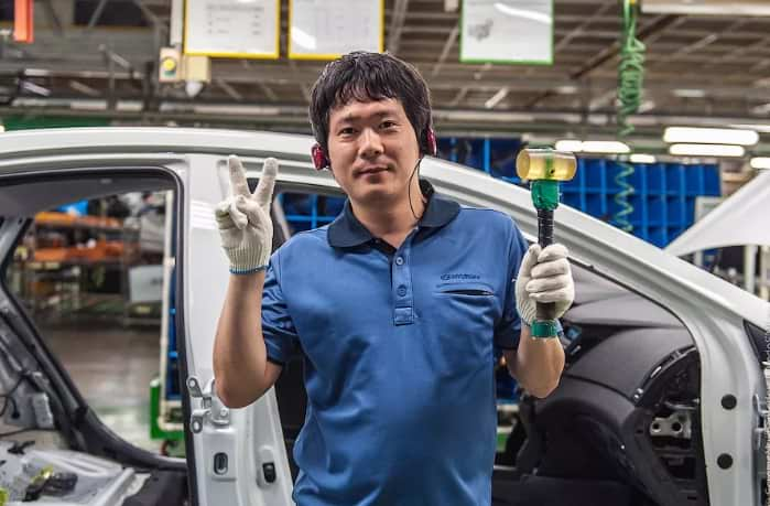 Работа для мужчин в Корее