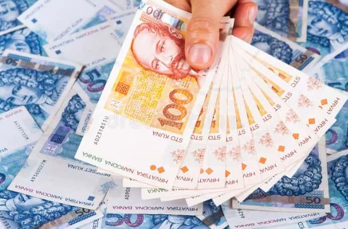 Уровень зарплат в Хорватии
