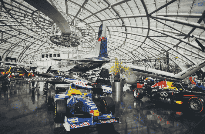 Ангар-7 Red Bull