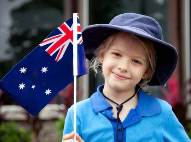 Дети в школе Австралии