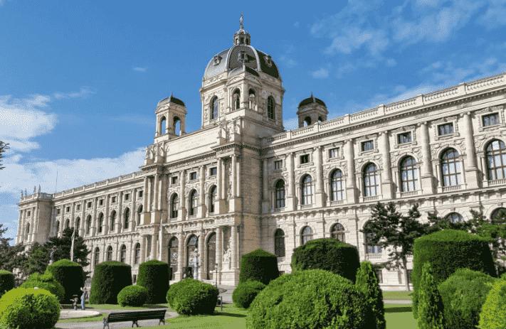 Музей истории искусств и Музей естествознания