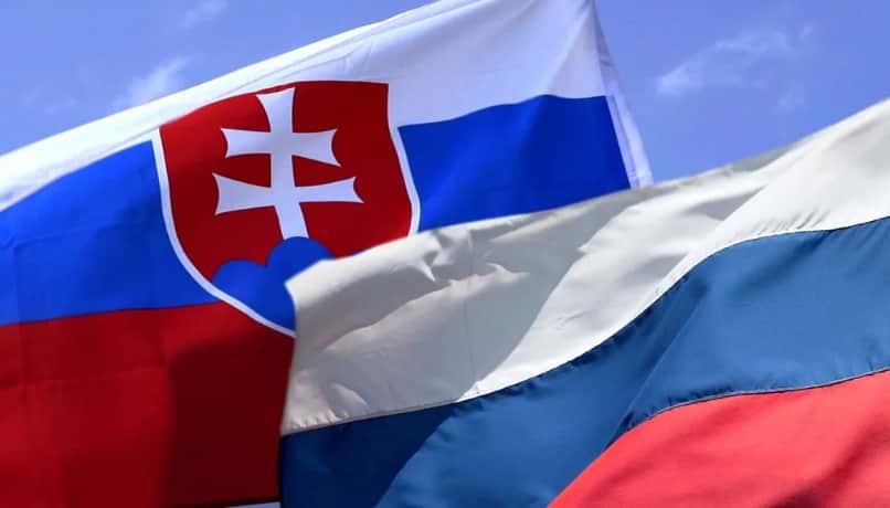 Отношения между Россией и Словакией