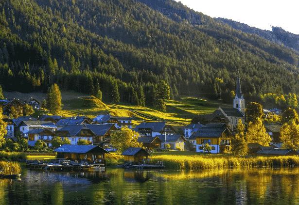 Район Каринтия