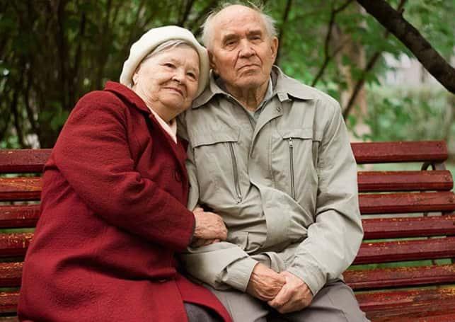 Русские пенсионеры в Словакии
