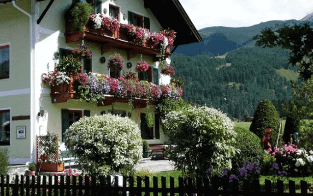 Австрия дом