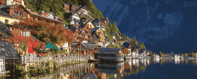 Австрия недвижимость