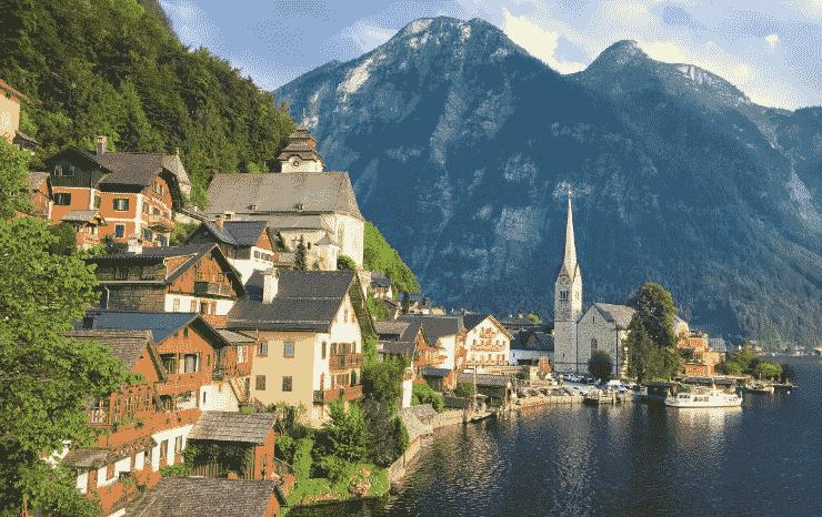 Переезд в Австрию