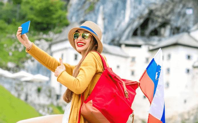 Кандидат на получение визы в Словению
